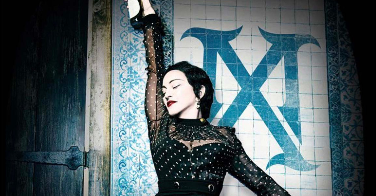 Madonna's Madame X Tour begins in September. (LiveNation)