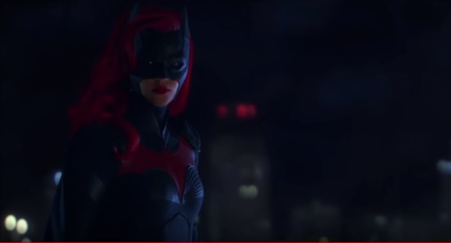 CW gives fans first look at gay 'Batwoman' in fresh series spin