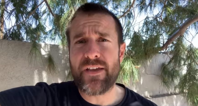 US anti-gay preacher Steven Anderson has been banned from Ireland ahead of a planned appearance this month (YouTube)