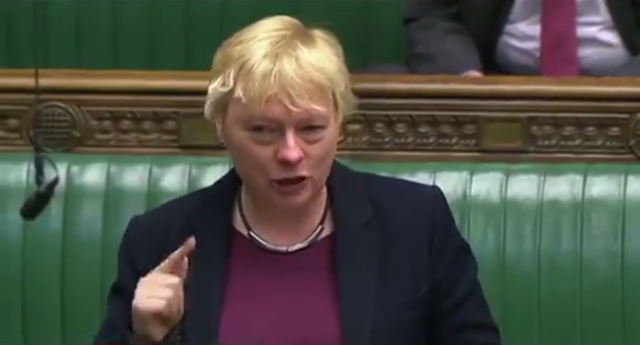 MP Angela Eagle's emotional plea for LGBT lessons: 'We won't go back in the closet'