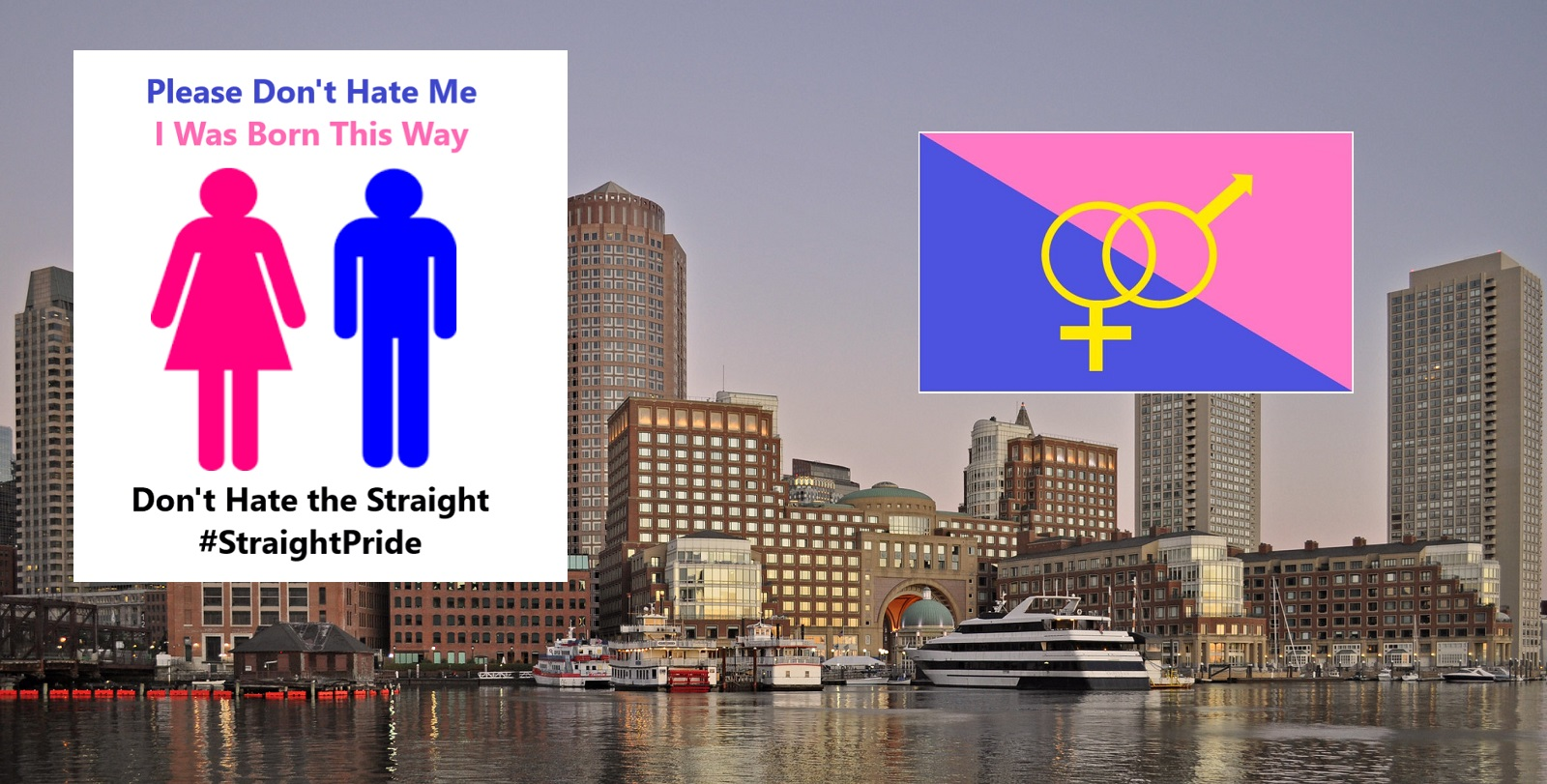 Group pushes Boston 'straight pride' parade, sparks backlash