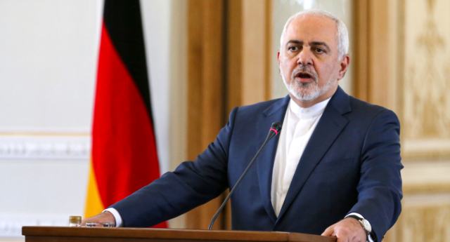Iran's foreign minister defends execution of gay people on 'moral principles'