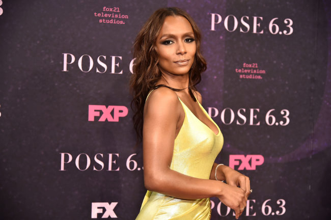 Janet Mock attends the Pose New York Premiere at Hammerstein Ballroom on May 17, 2018 in New York City.