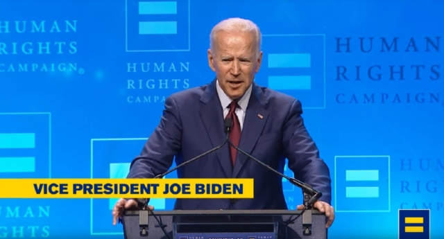 Democrat hopeful Joe Biden hit with plagiarism accusation . . . again