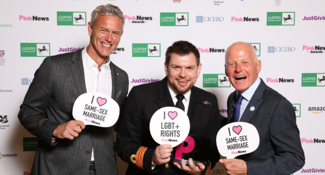 PinkNews Awards 2019: Meet the Public Sector Award nominees