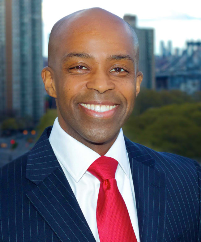 Alphonso David is the new head of the Human Rights Campaign