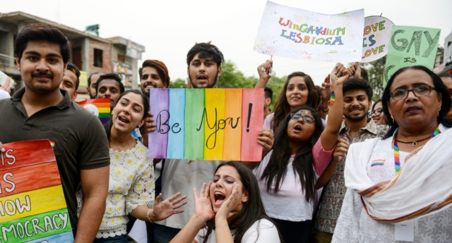 Indian city of Amritsar holds first-ever Pride parade
