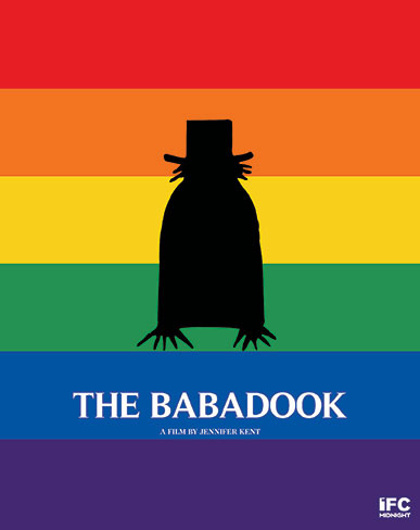 The Babadook is getting a DVD re-release