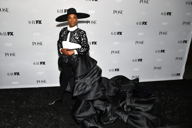 Billy Porter attends FX Network's Pose season 2 premiere on June 05, 2019 in New York City.