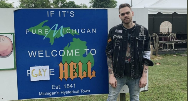 Did YouTube star really buy Hell, Michigan and rename it Gay Hell?