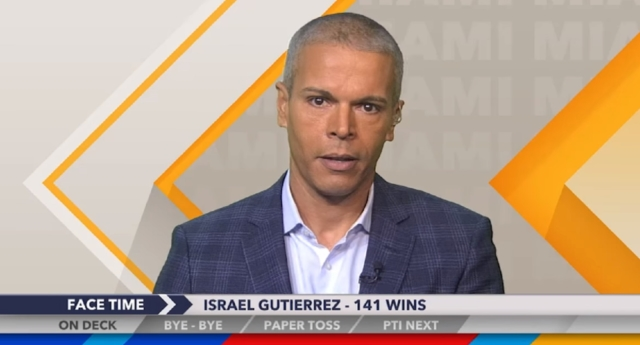 Gay sports reporter Israel Gutierrez speaks about Tyson Fury homophobia