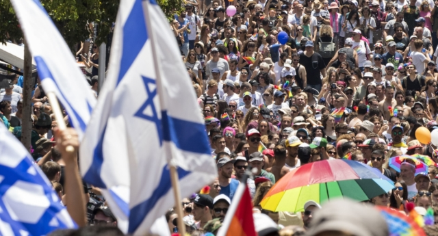 Israel to launch first LGBT TV channel for Pride
