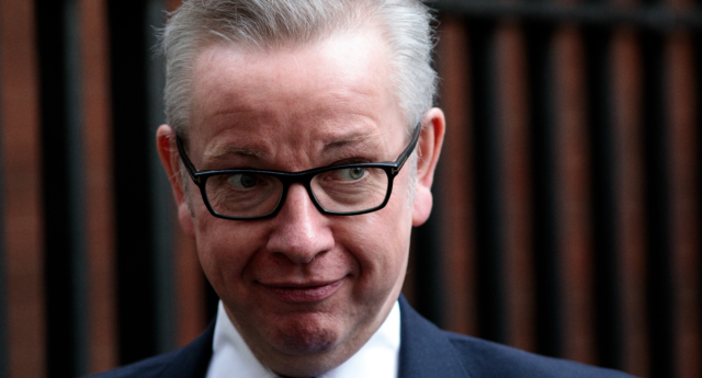 Michael Gove's Tory leadership bid supported by anti-trans MP
