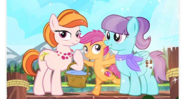My Little Pony is introducing a lesbian couple