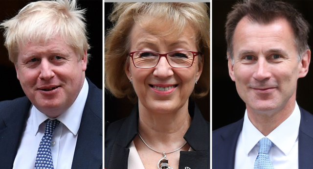 Conservative leadership candidates lay out LGBT rights plans
