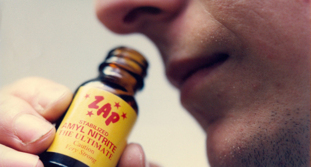 Poppers are not addictive or bad for mental health, new study finds