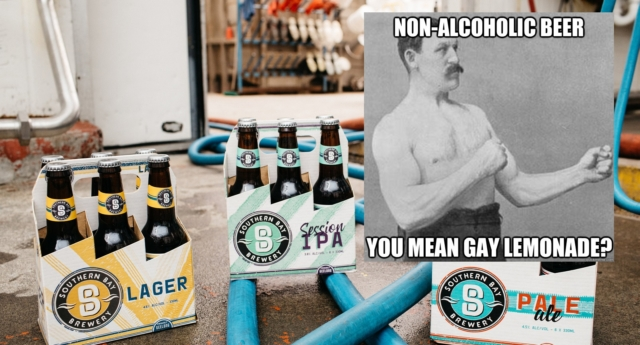 Brewery apologises for branding non-alcoholic beer 'gay lemonade'