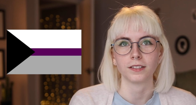 What is demisexuality? YouTuber Christi Kerr explains