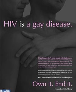 Is aids a gay disease