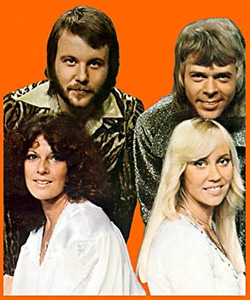 Abba are the most well known celebrities to have made donations to the auction so far