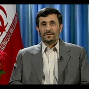 President Ahmadinejad says gay people are ugly