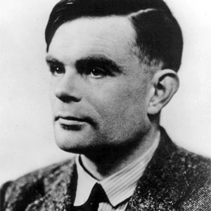 The Head of GCHQ described Turing as 'one of our greatest minds'