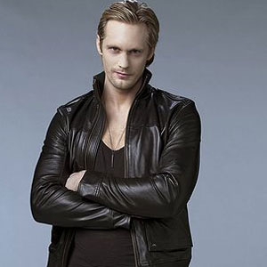 Alexander Skarsgård plays Eric Northman in True Blood