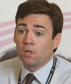 Andy Burnham is expected to announce his leadership bid tomorrow