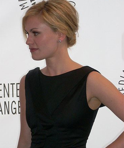 "Anna Paquin said it wasn't a ""big secret"". (Photo: Kristin Dos Santos)"