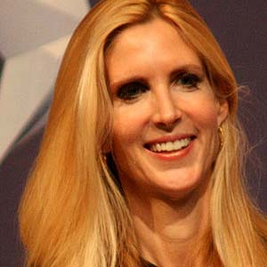Ann Coulter is a conservative newspaper columnist
