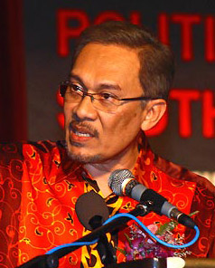 Anwar Ibrahim says he thinks anti-gay laws should remain