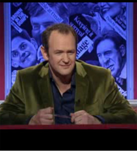 Alexander Armstrong was guest hosting the show