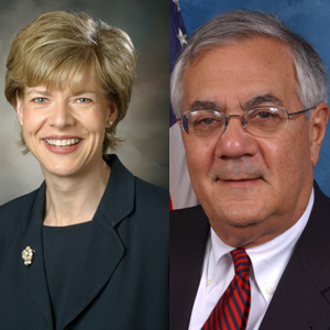 Baldwin and Frank asked Secretary Rice to raise the issue and express her concerns to Prime Minister Nuri Al-Maliki.