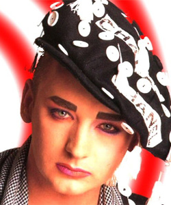 It is not the first time that Boy George has condemned the Material Girl.