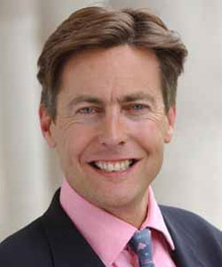 Ben Bradshaw  was one of the first openly gay MPs to be out at the same time that he was elected