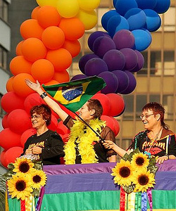 Brazil celebrates gay Pride but activists say the LGBT murder rate is high