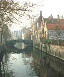 Bruges is a perfect destination for a weekend of culture and relaxation.