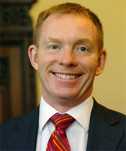 Chris Bryant said he was fighting for the rights of straight couples