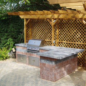 If You Want To Make The Barbecue A More Permanent Feature In Your Garden,  The Ideal Solution Is To Build Your Own. A Well Built Barbecue Will Provide  You ...