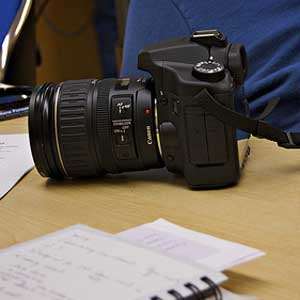 The photography tutor may be sacked (Photo: Flickr user sciondriver)