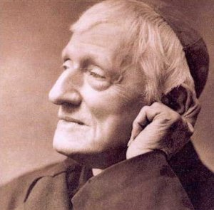 Cardinal Newman died in 1890
