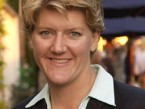 Clare Balding: 'Would have been easier to avoid but the easy option isn't always the right one.'