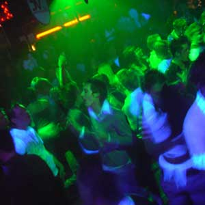 Club DV8, on Kent Street in the city's gay village, was asked by police to ...