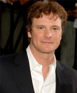colinfirth This is a first: a Hollywood star who says that he is not bothered with the ...