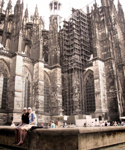Cologne mixes clubbing and culture (Photo: JD Van Zyl)