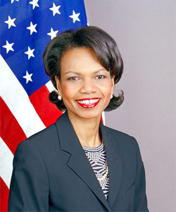 Condoleezza Rice's sexuality excites bloggers