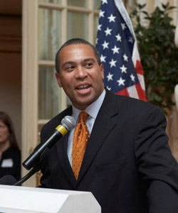 Last month, Governor Deval Patrick approved repealing the statute that banned out-of-state unions