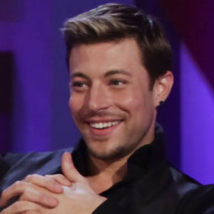 Duncan James appearing on the Jonathan Ross Show (Photo: BBC Pictures)