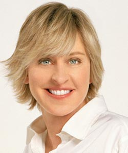 Ms DeGeneres, who married Portia de Rossi in August, urged people to oppose Proposition 8 on her blog