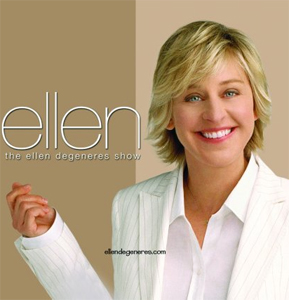 Ellen DeGeneres decided to have some fun with Ms Kern on her nationally syndicated TV show yesterday.